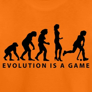 evolution_hockey_woman_b_1c Tee shirts - T-shirt Premium Ado