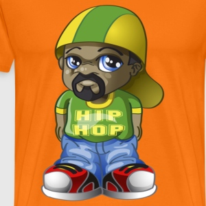 Hip Hop Fan - T-shirt Premium Homme