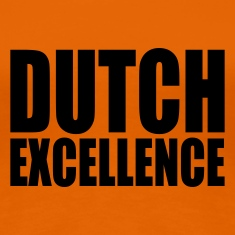 Golden orange Dutch Excellence Women's T-Shirts