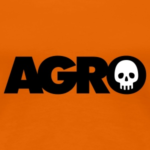 Orange Agro © T-Shirts - Frauen Premium T-Shirt