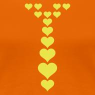 Ontwerp ~ Stropdas hartjes geel