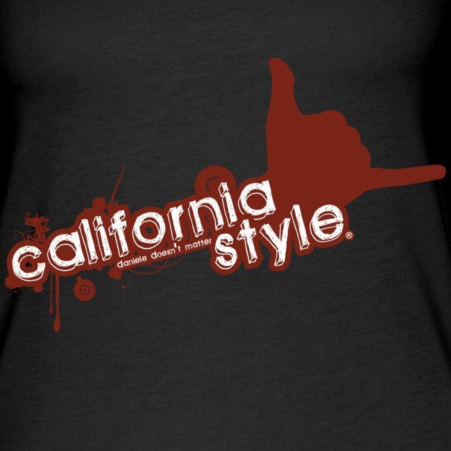 California Style Sexy Black
