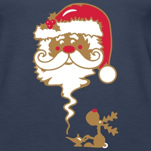 Reindeer and Christmas spirit Tops - Women's Premium Tank Top