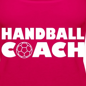 Handball Tops - Frauen Premium Tank Top