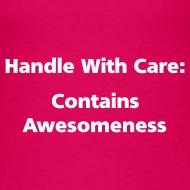 Design ~ SPAGHETTI VEST: Handle with care