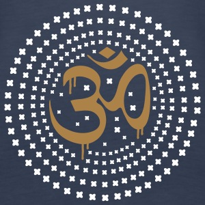 Om Mandala Tops - Women's Premium Tank Top