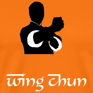 Wing Chun - Men's Premium T-Shirt