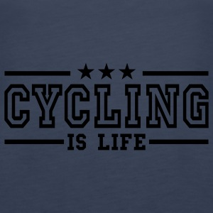 cycling is life deluxe Toppe - Dame Premium tanktop