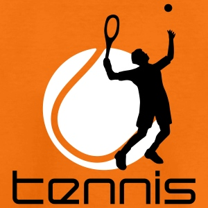 tennis_f_2c Shirts - Teenager Premium T-shirt