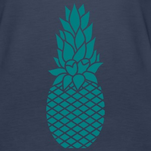Ananas Tops - Frauen Premium Tank Top