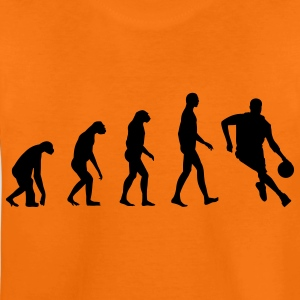 Evolution Basketball Kids' Shirts - Teenage Premium T-Shirt
