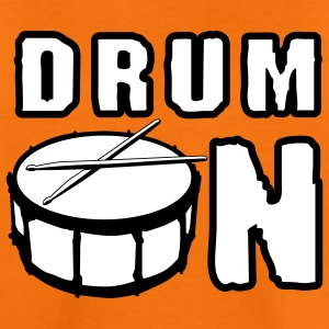 drum_on_a_2c Tee shirts - T-shirt Premium Ado