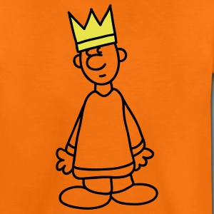 Kleiner König Kinder T-Shirts - Teenager Premium T-Shirt