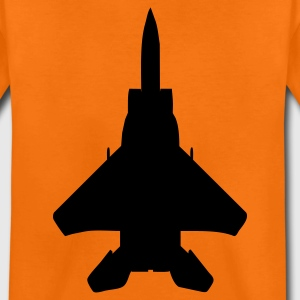 airplane fighter jet Kinder shirts - Teenager Premium T-shirt