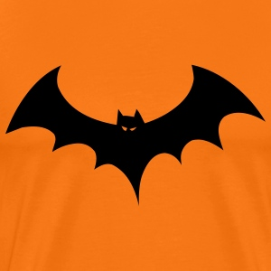 bat halloween T-Shirts - Men's Premium T-Shirt