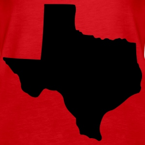 State of Texas Tops - Women's Premium Tank Top