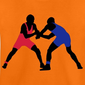 wrestling sport Kinder T-Shirts - Teenager Premium T-Shirt