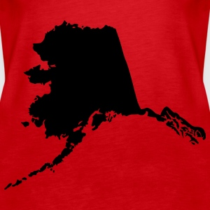 State of Alaska Tops - Women's Premium Tank Top