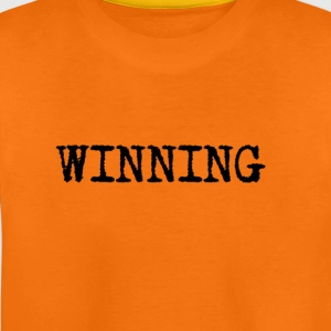 WINNING (kids) - Teenage Premium T-Shirt