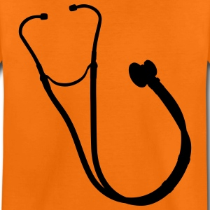 stetoscope profession Kinder shirts - Teenager Premium T-shirt