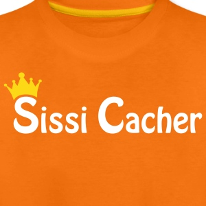Sissi Cacher - 2colors - T-shirt Premium Ado