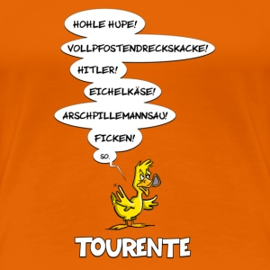 Tourente T-Shirts - Frauen Premium T-Shirt