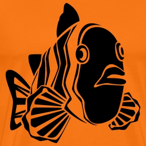 fish nemo clownfish animal T-Shirts - Men's Premium T-Shirt
