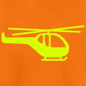Hubschrauber Kinder T-Shirts - Teenager Premium T-Shirt