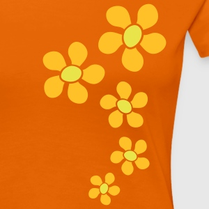flowers_2c T-Shirts - Frauen Premium T-Shirt