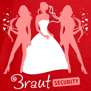 Braut Security 2C Tops - Frauen Premium Tank Top