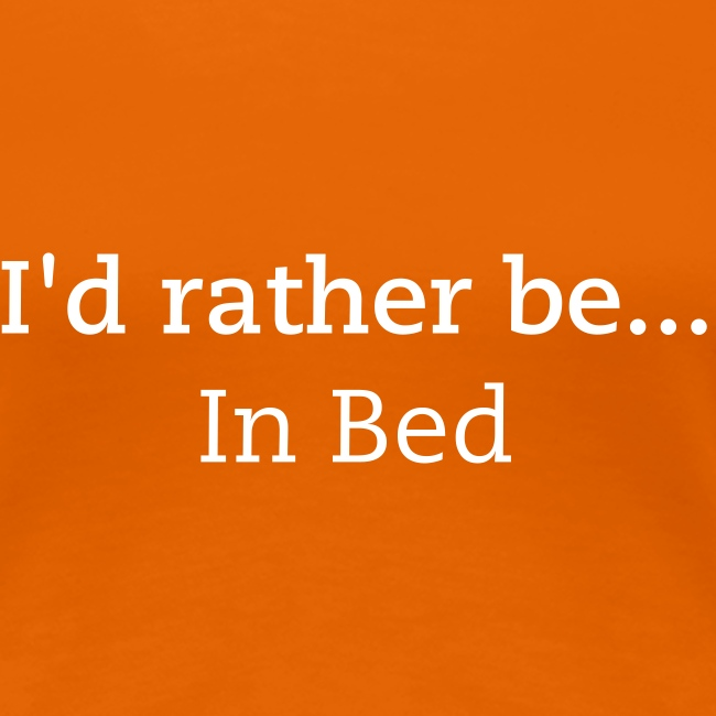 IRB In Bed