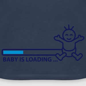 baby_is_loading_text_version_2c Toppe - Dame Premium tanktop