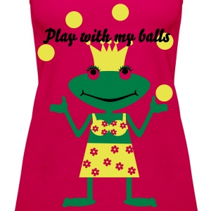 Frog Princess Tops - Women's Premium Tank Top