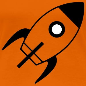 spaceship T-Shirts - Frauen Premium T-Shirt