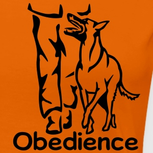 283 Obedience Malinois T-Shirts - Frauen Premium T-Shirt