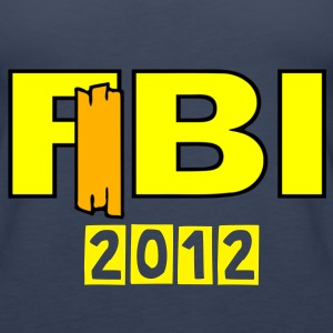 ABI for the FBI - Frauen Premium Tank Top