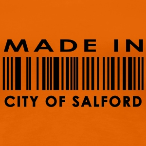 Made in City of Salford T-Shirts - Women's Premium T-Shirt
