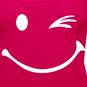 Smiley Tops - Frauen Premium Tank Top