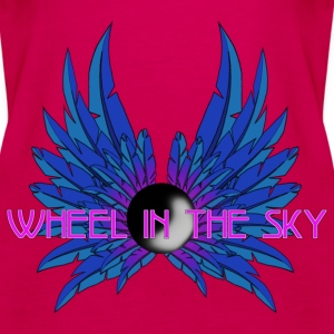 Wheel In The Sky Tops - Women's Premium Tank Top