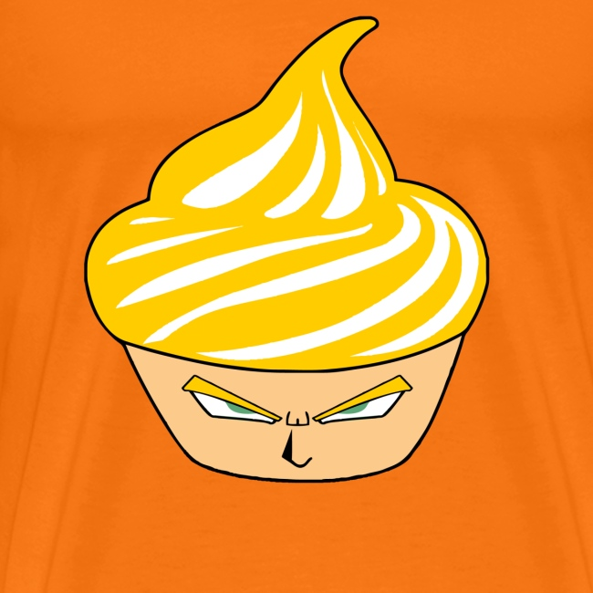 Cream Goku Homme