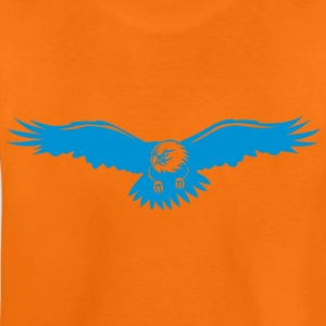 Eagle Kids' Shirt UK - Teenage Premium T-Shirt