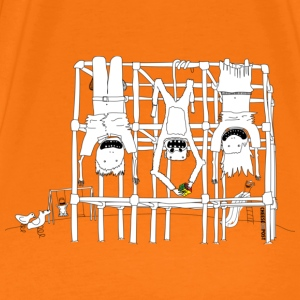 playground T-Shirts - Men's Premium T-Shirt