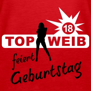 top_weib_18 Tops - Frauen Premium Tank Top