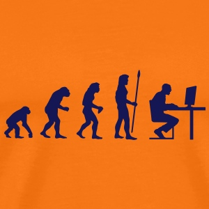 evolution_pc_3 T-Shirts - Men's Premium T-Shirt