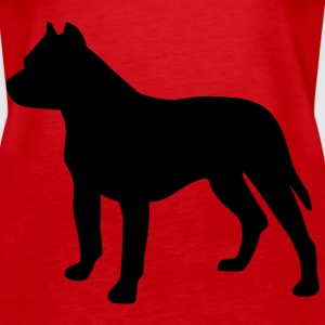Pit Bull Terrier Tops - Women's Premium Tank Top