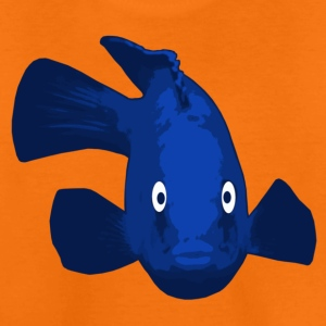 blauer Fisch Kinder T-Shirts - Teenager Premium T-Shirt