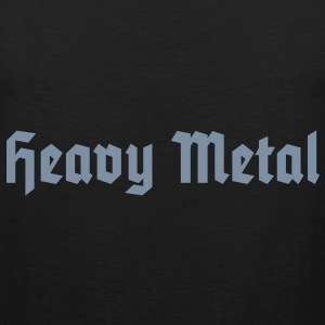 Heavy Metal, Men's Tank Top / Herren Muskelshirt - Men's Premium Tank Top