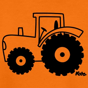 Traktor Kinder T-Shirts - Teenager Premium T-Shirt