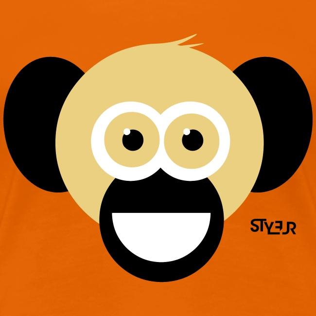 BRAND NEW! Monkey Head