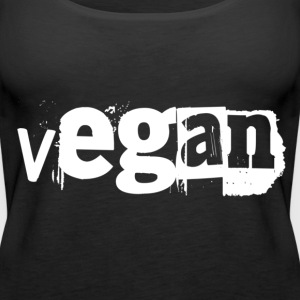 vegan - Frauen Premium Tank Top
